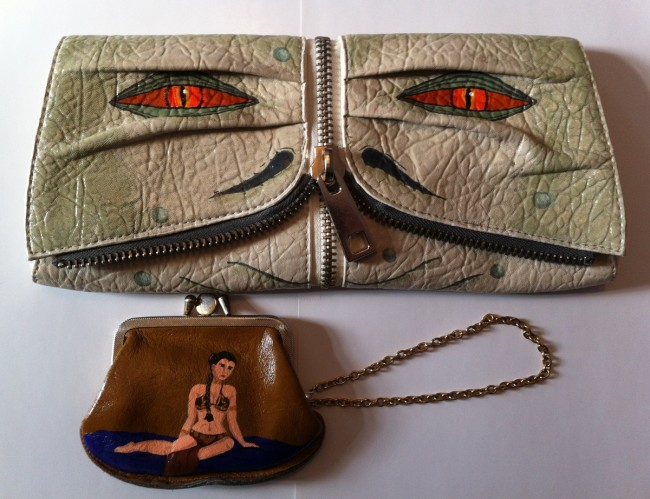 jabba the hutt purse 650x499 Jabba the Hutt Purse is this Seasons Must Have Fashion Accessory