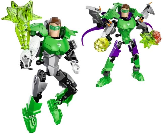 lego ultrabuild green lantern Lego Ultrabuild Superheroes