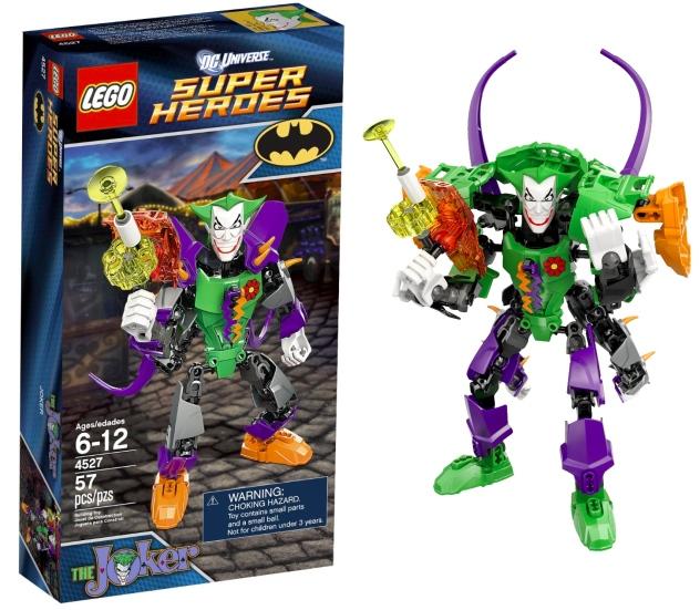 lego ultrabuild joker Lego Ultrabuild Superheroes