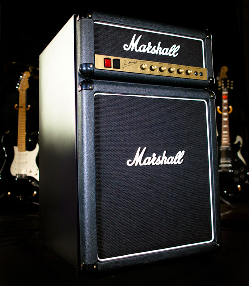 Marshall Amplifier Fridge