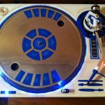 R2-D2 Turntable
