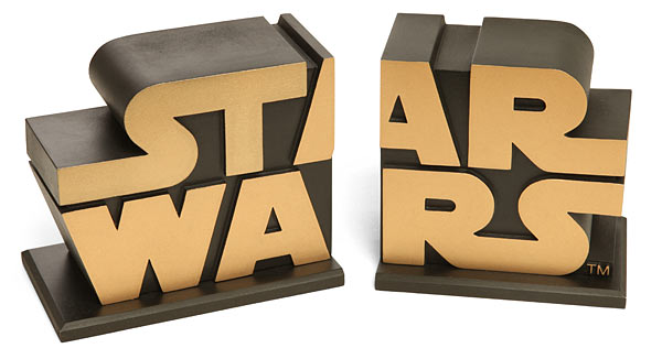 star wars bookends Star Wars Bookends