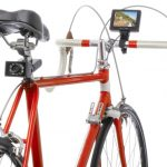 Rearview Camera for Bicycles