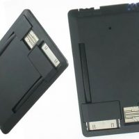 Credit Card Thin iPhone Emergency Battery Charger