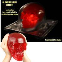 glowing gummy skull