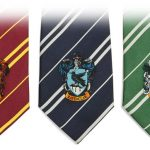 Harry Potter House Ties