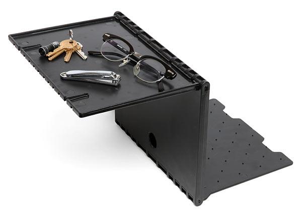 instant nightstand Instant Bedside Nightstand Shelf