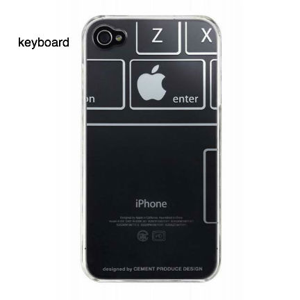 itattoo keyboard iTattoo iPhone Cases