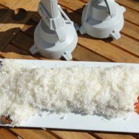 severed wamp arm cake