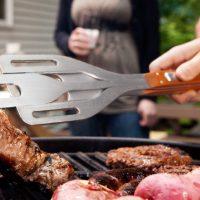 stake grilling