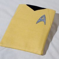 Star Trek Uniform iPad Case