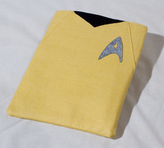 star trek uniform ipad case Pinboard