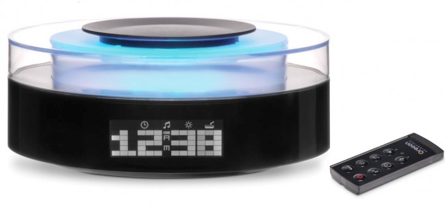 Aroma and Sound Therapy Alarm Clock