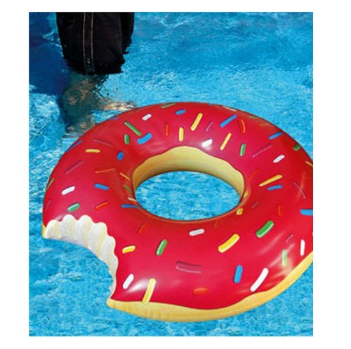 donut pool float Pinboard