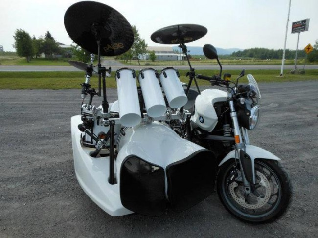 An Air Conditioning System For Motorcycles Craziest Gadgets