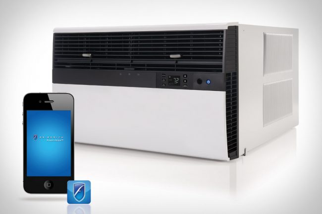 Smartphone Controlled Air Conditioners