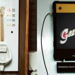 Rock Out with your C#ck Out, Playable Guitar Urinal