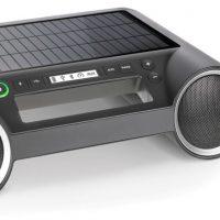 Solar Powered Wireless Bluetooth Speaker