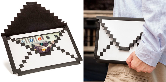 8-Bit iPad Sleeve