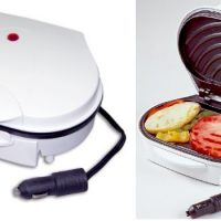 12v Auto Grill for In-Car Grilling