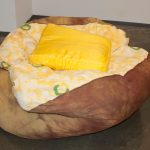 Baked Potato Beanbag Chair