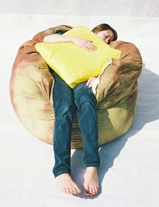 Baked Potato Beanbag Chair
