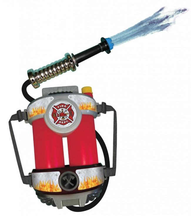 Fire Fighter Super Soaker Backpack