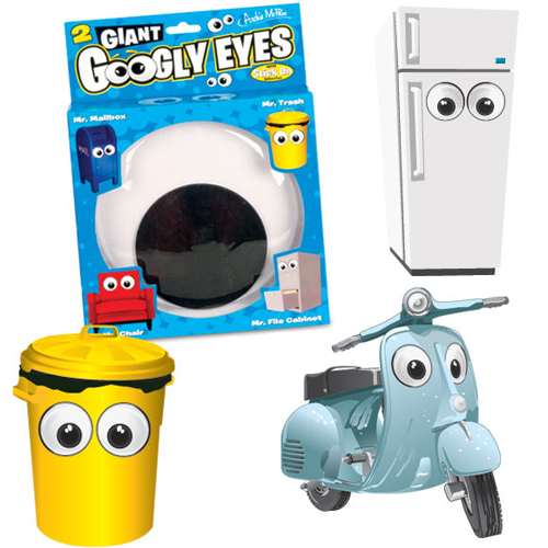 giant googly eyes Giant Googly Eyes