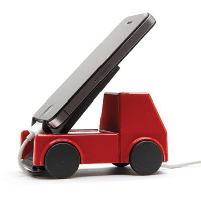iPhone Dump Truck Holder