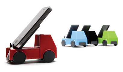 iphone tow truck iPhone Dump Truck Holder