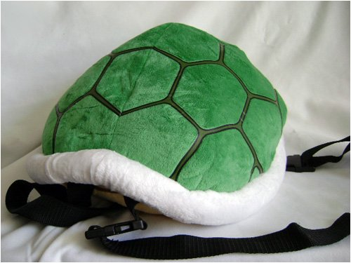 Mario Brothers Koopa Shell Plush Backpack