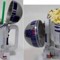 R2-D2 Popcorn Bucket and Mug