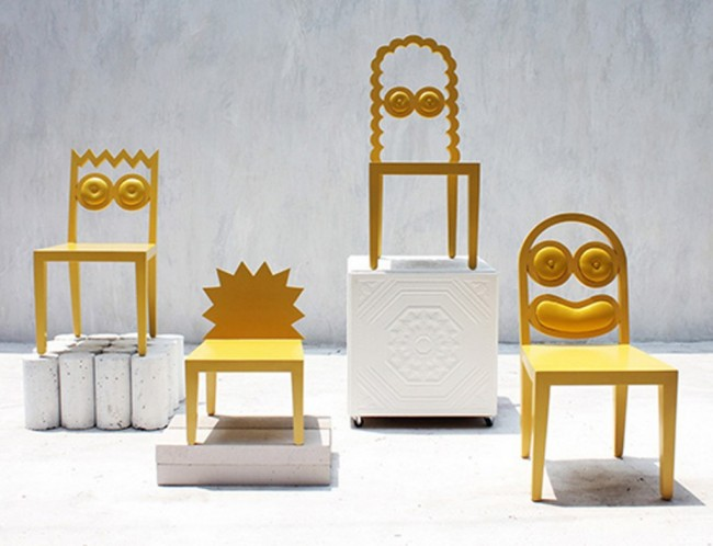 The Simpsons Chairs