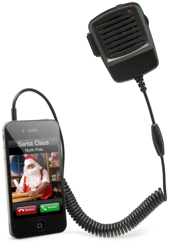 cb radio iphone handset Pinboard