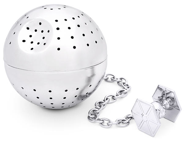 death star tea Death Star Tea Ball Infuser