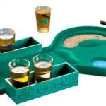 Desktop Golf Shot Glass Game