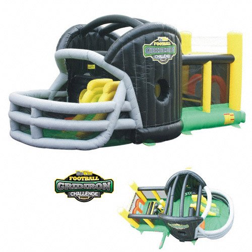 Gridiron Challenge Football Bounce House