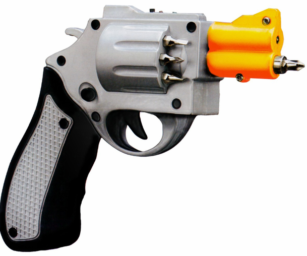 gun grip drill Gun Grip Drill is a Weapon of Mass Construction