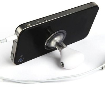 Headphone Splitter and Phone Stand