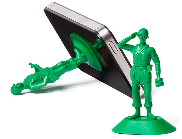 iSoldier Phone Stand
