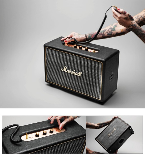 Marshall Amplifier Hanwell Home Audio Speaker