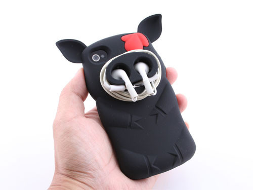 Pirate Pig iPhone Case
