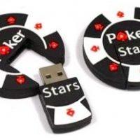 poker chip usb
