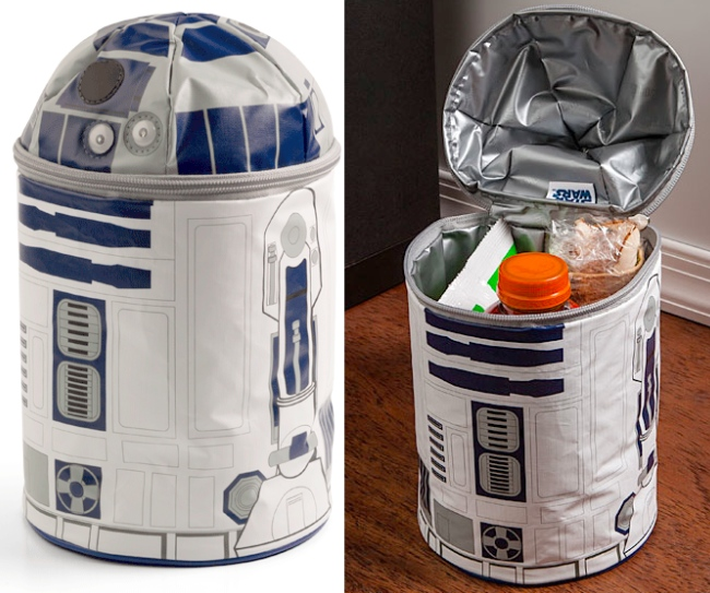 Light-Up Beeping R2-D2 Lunch Bag