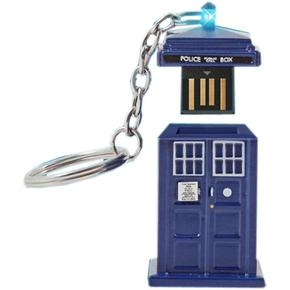 Doctor Who Tardis Light Up USB Stick