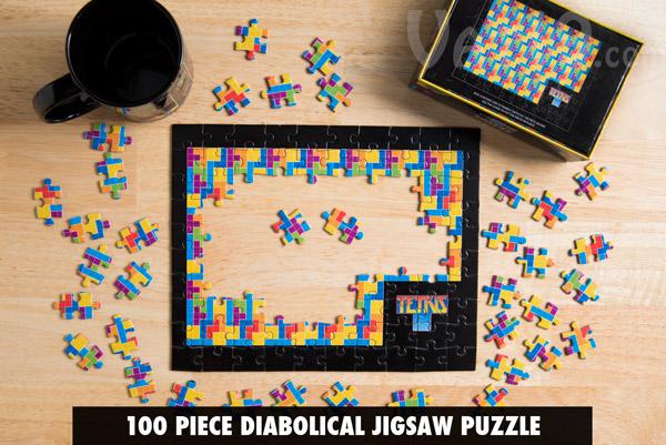 tetris puzzle Tetris Jigsaw Puzzle
