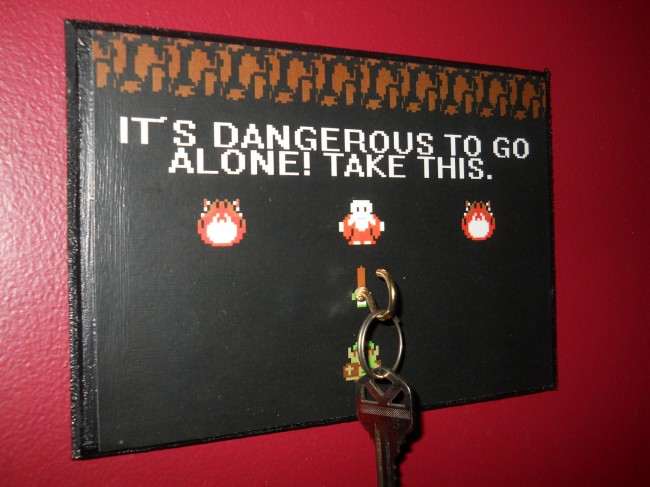 Legend of Zelda Key Hanger