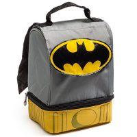 Batman Caped Lunch Bag