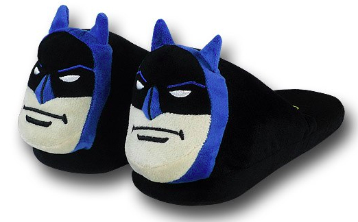 Batman 3D Image Slippers