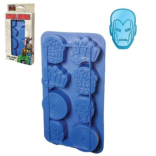 comics ice cube tray Marvel Comics Ice Cube Tray